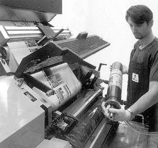 Что важно при выборе узкорулонных флексографских машин