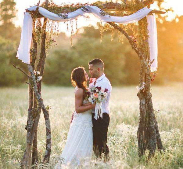 Свадебный стиль: актуальные варианты и их особенности