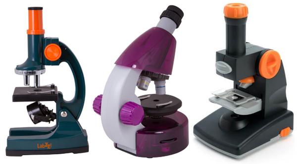 Что такое монокулярный микроскоп?