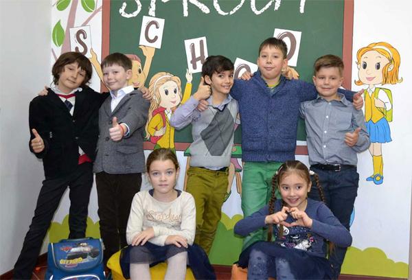 «Sprout» — альтернатива обычной школе