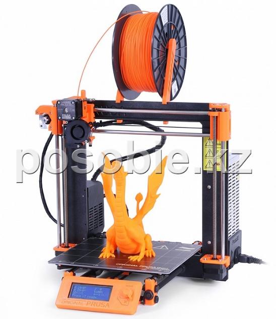 Как работает 3D печать?