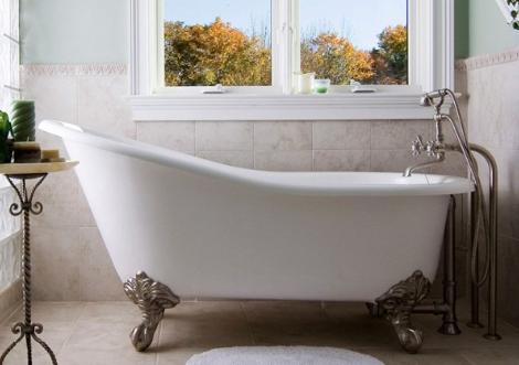 Выбираем новую ванну!
