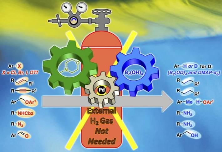 Изобретена добыча безопасного и экологически чистого водородного газа