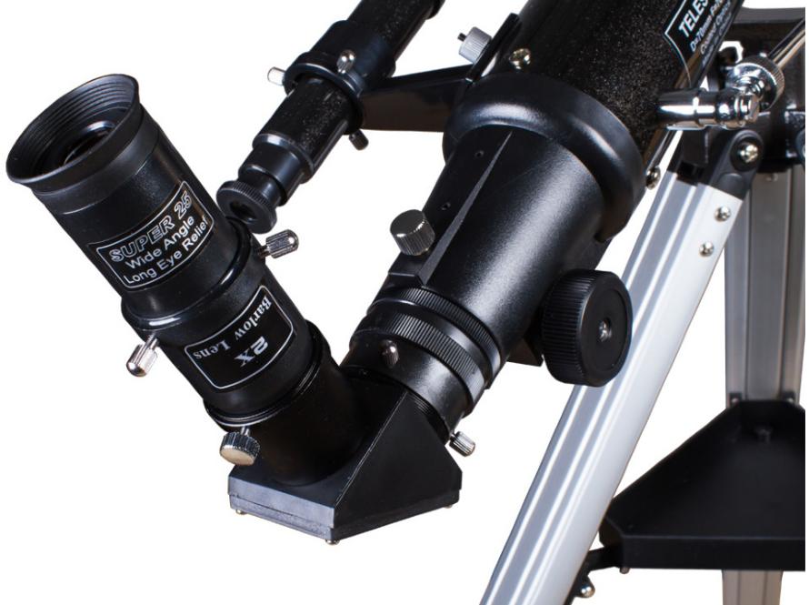 Что такое телескоп и как он работает?