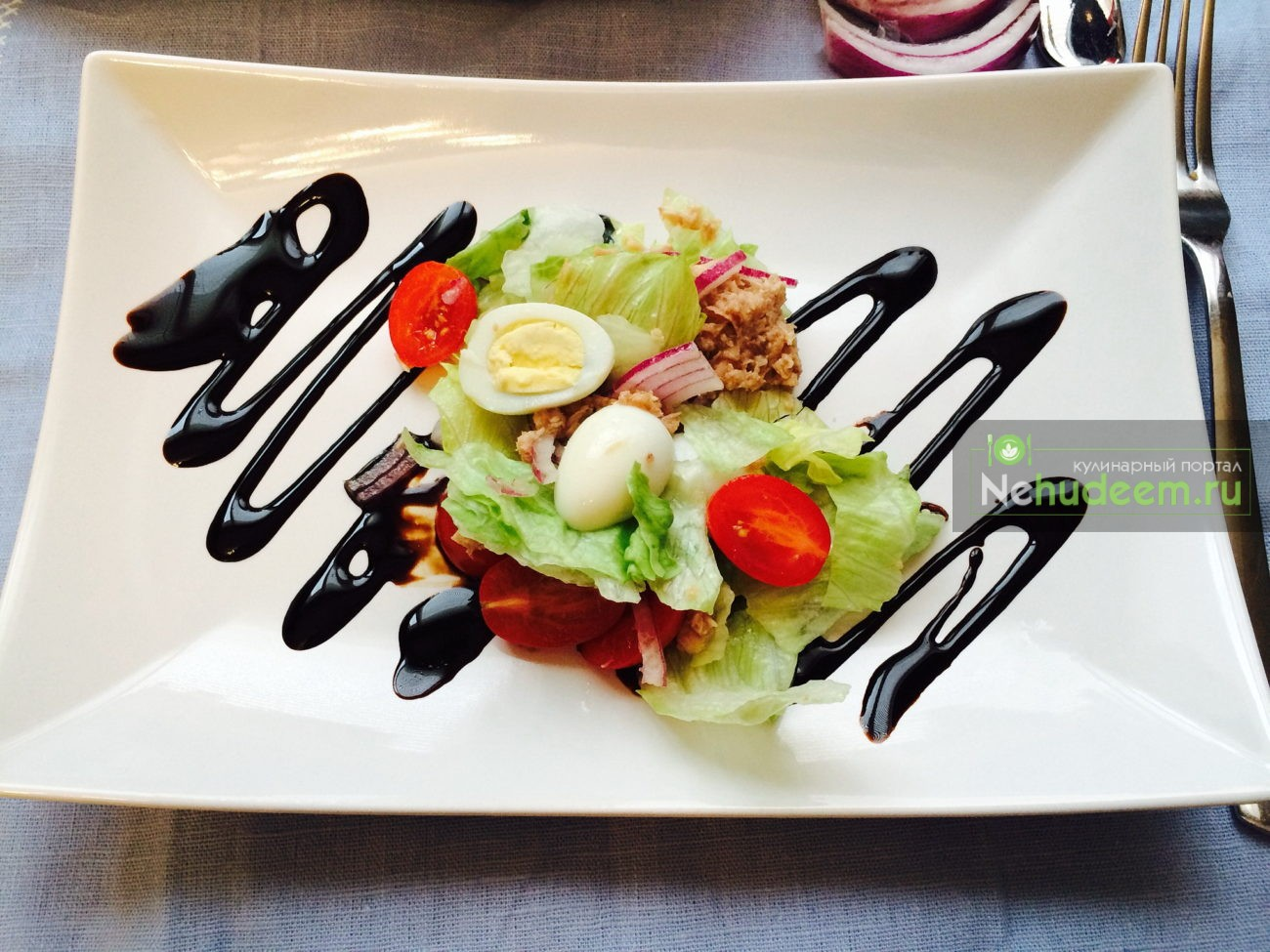 Топ рыбных салатов, которые заслуживают внимание