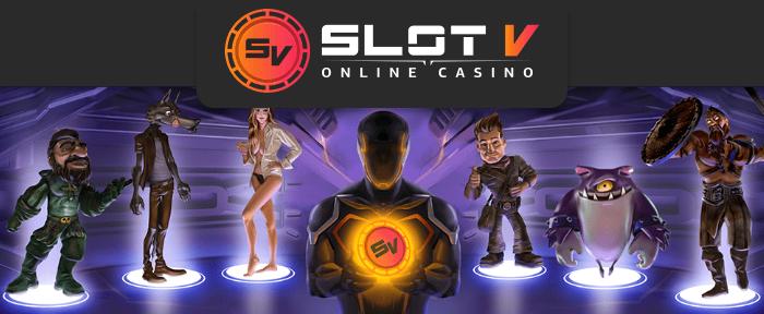 Казино Slot V: рабочее зеркало и особенности платформы
