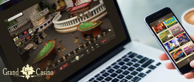 Grand Casino: лучшая игровая площадка для всех