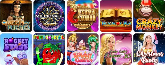 Вулкан - реальное казино на деньги!