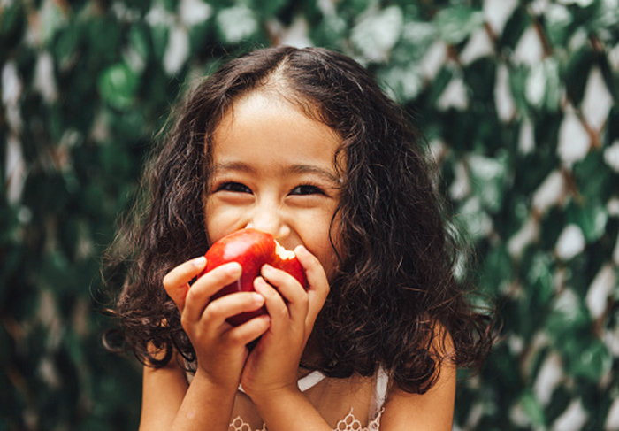 Как фрукты и овощи влияют на психику детей